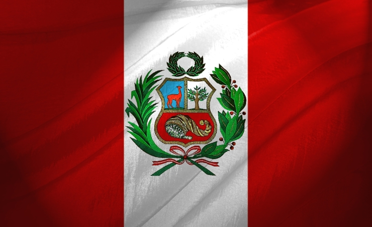 Bandeira do Peru