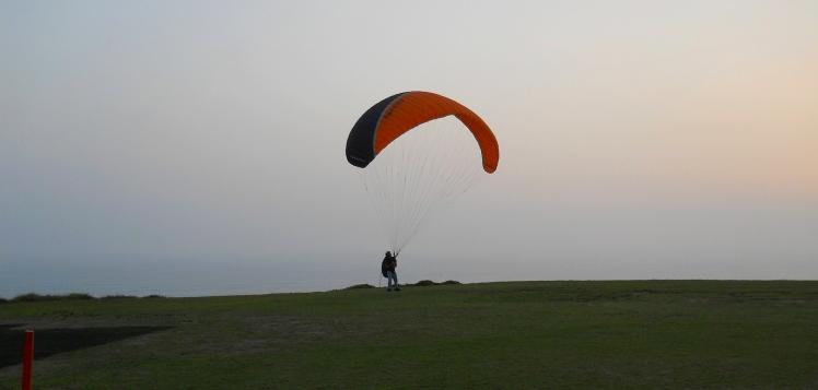 Área de voo livre - Miraflores