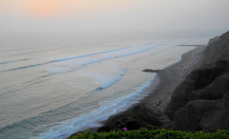 Playa La Pampilla