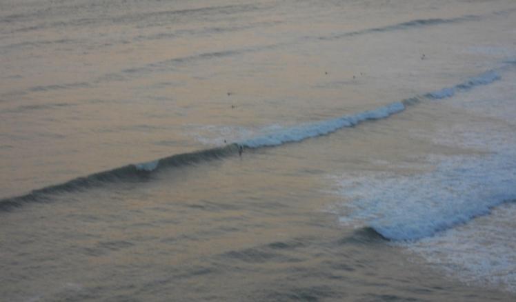Surfe em La Pampilla