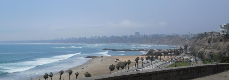 Costa Verde de Lima