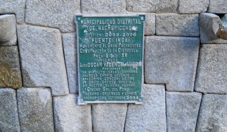 Aguas Calientes, também chamada de Machu Picchu Pueblo