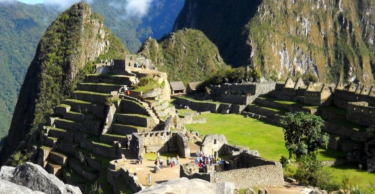 Zona Sagrada - Machu Picchu