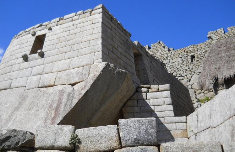 Templo do Sol - Machu Picchu