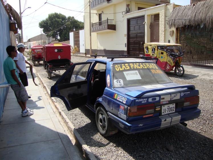 Táxi para Chicama