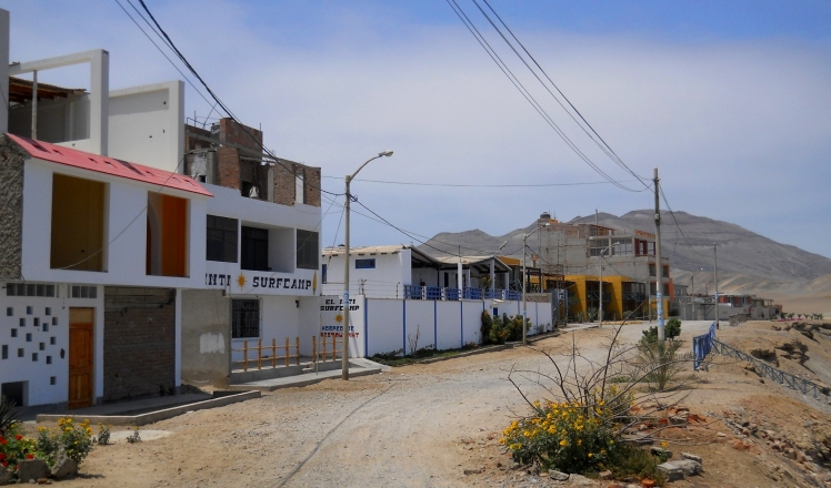 Pousada em Chicama