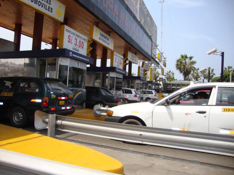 Regressando a Punta Hermosa