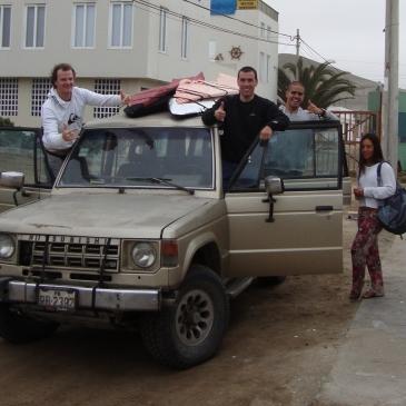 Trip para Pepinos