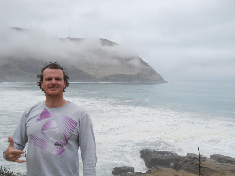 Vista de La Herradura desde o Salto do Frade