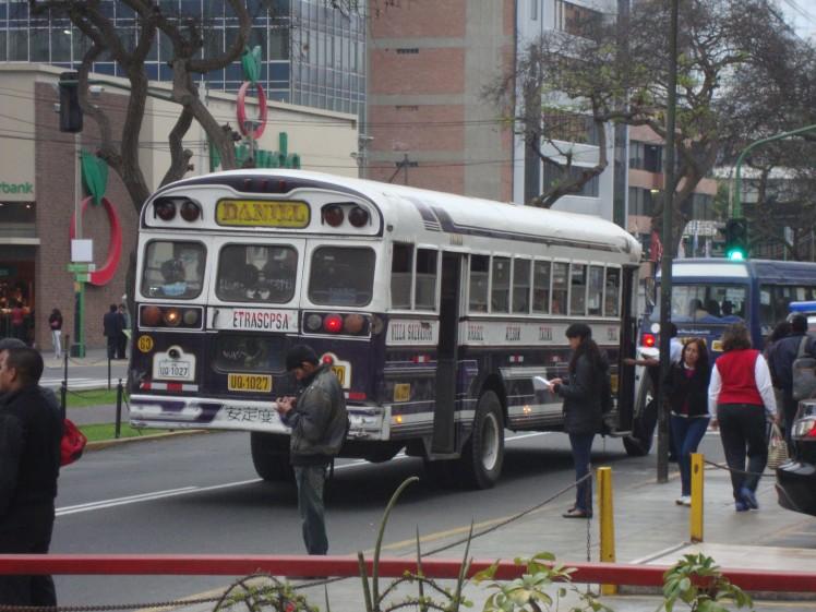 Buses de Lima
