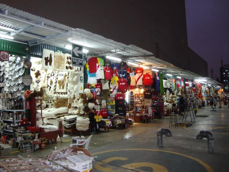 Mercado Inca - Miraflores