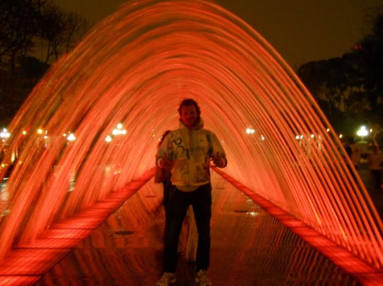 Circuito Magico del Agua – Lima