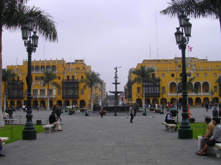 Plaza de Armas - Lima