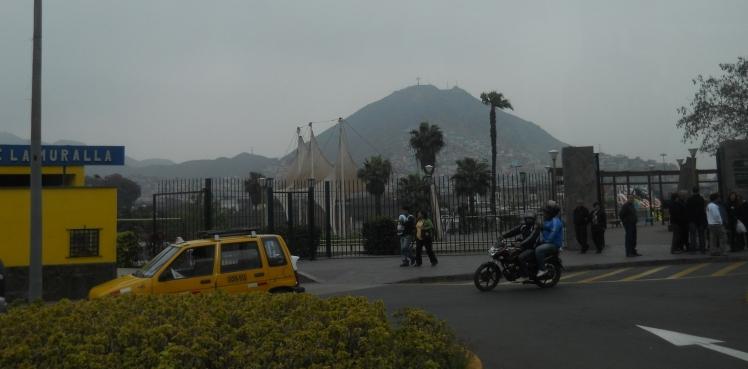 Cerro San Cristobal - Lima