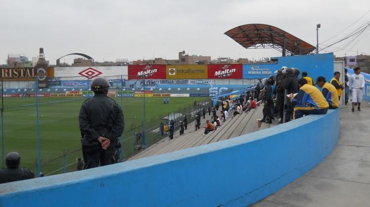 Estádio San Martin de Porres