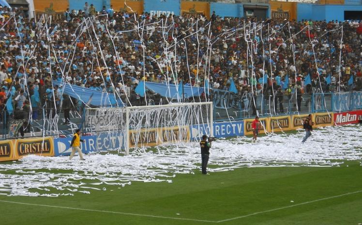 Futebol em Lima