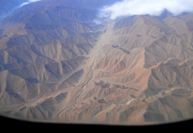 Voo para Cuzco