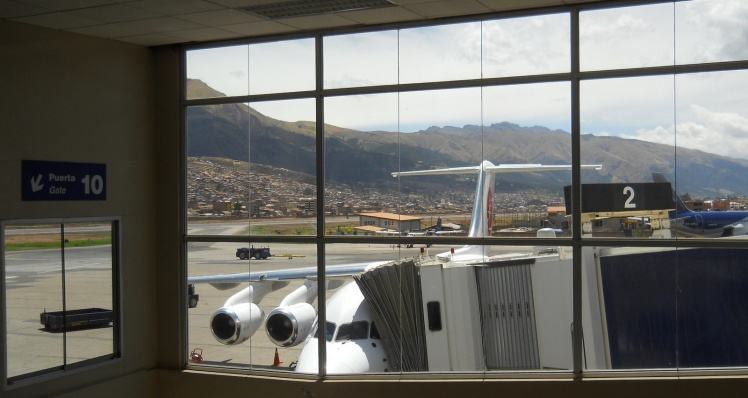 Aeroporto de Cuzco