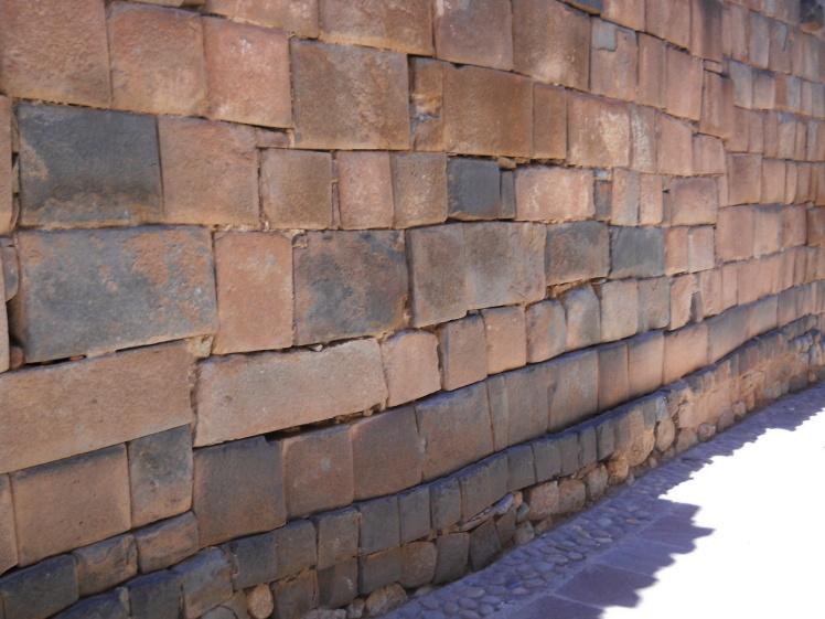 """Muro dos """"Incapazes"""". No caso, os españois .."""