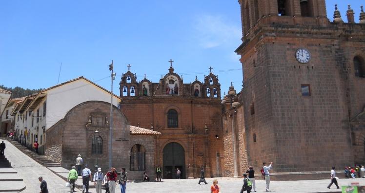 Catedral de Cuzco - Plaza de Armas