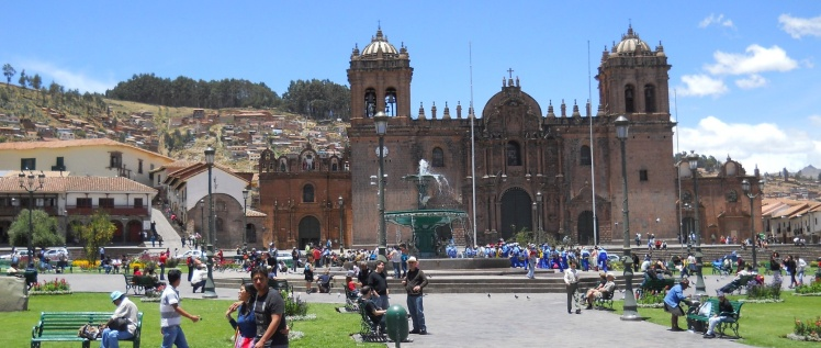 Plaza de Armas - Cuzco