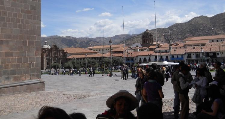 Entrada tour na Catedral de Cuzco