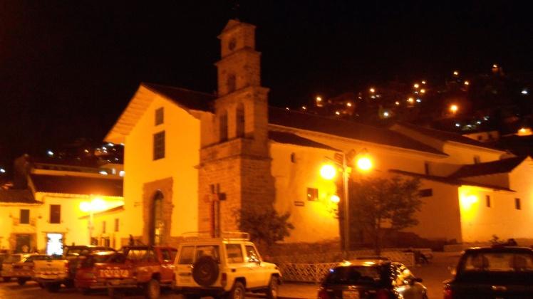 Igreja San Blas