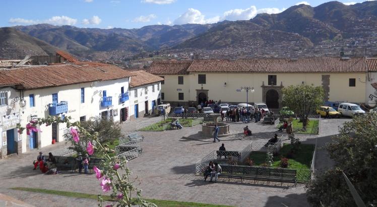 Plazoleta San Blas
