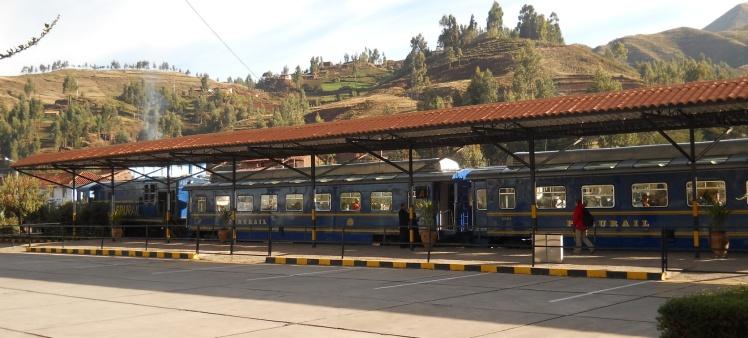 Estação de Trens de Poroy