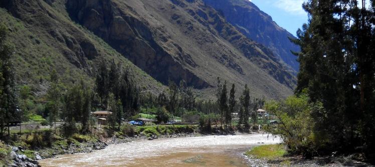 Vale Sagrado - Rio Urubamba