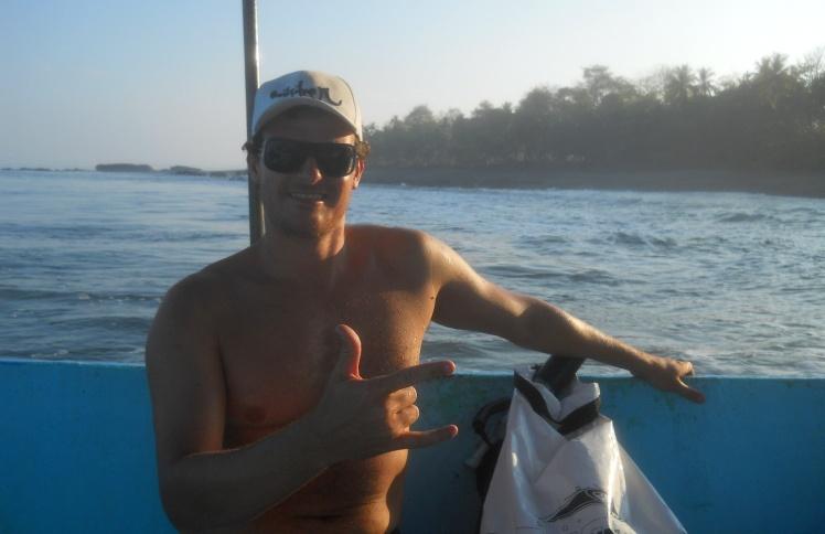 Boat-trip para Cabo Matapalo