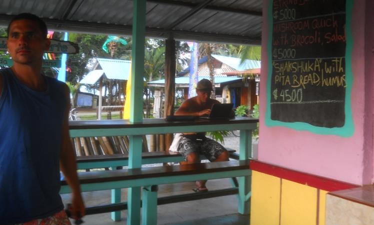Cafe de la surte - Pavones