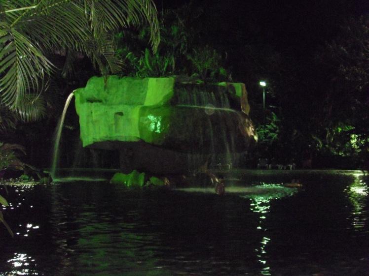 Águas Termais do Arenal - BALDI