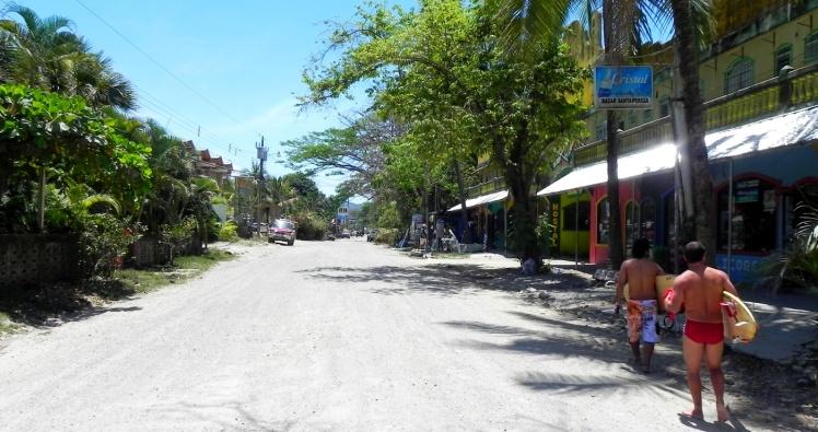 Santa Teresa - região de Mal Pais