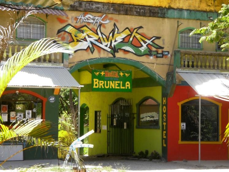 Hostal Brunela em Santa Teresa