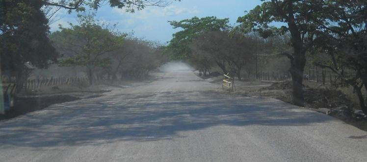 Na estrada ... Malpais - Tamarindo