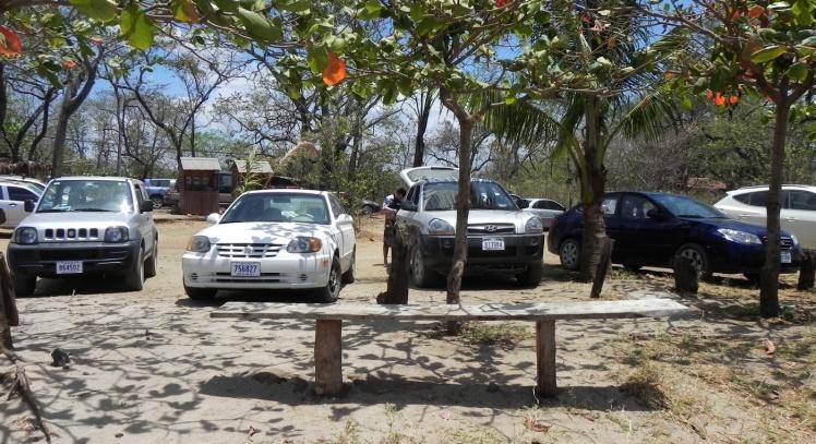 Parqueo de Avellanas