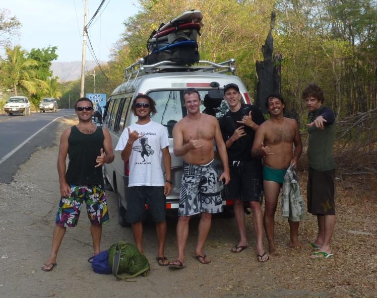 Galera da Boat-trip Roca Bruja-Ollies Point