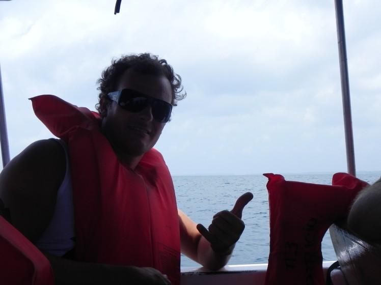 Barco para Bocas Del Toro