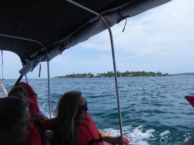Voltando de Bocas