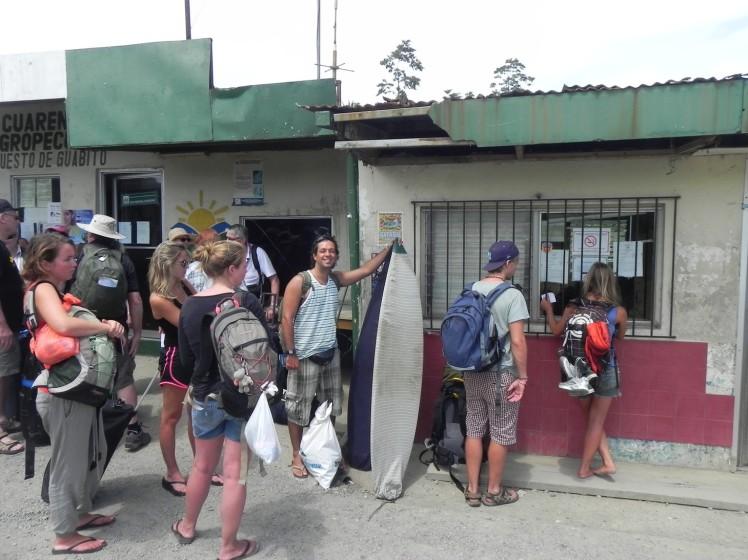 Fornteira Panama-Costa Rica