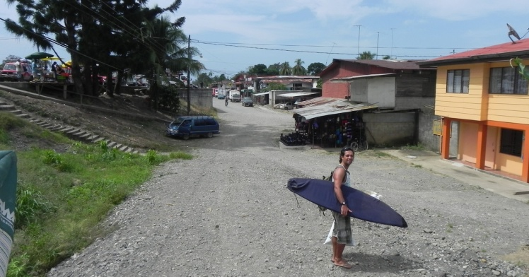 Fronteira Costa Rica - Panamá