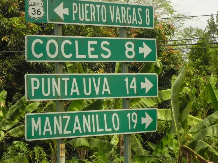 Costa Rica - Caribe
