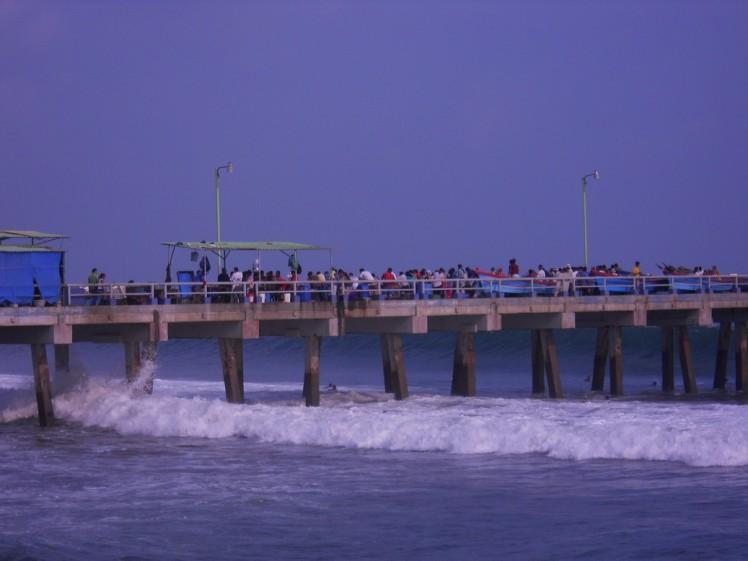 Pier de La Libertad