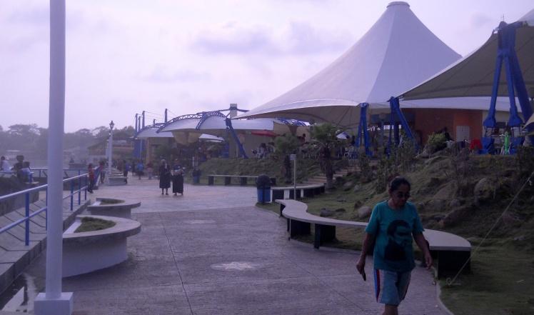 Malecón de  La Libertad