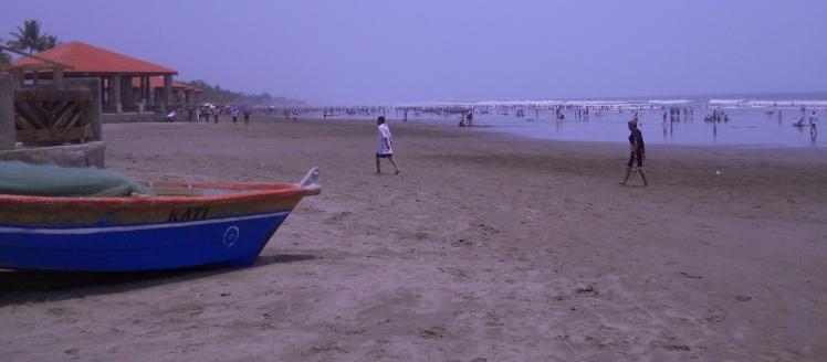 Playa de El Cuco