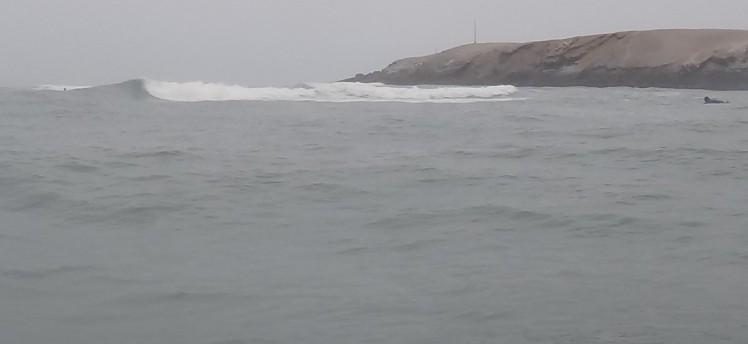 La Isla .. direita looooonga ............