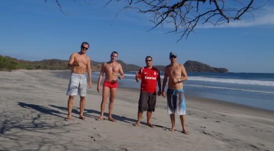 Playa Amarilla