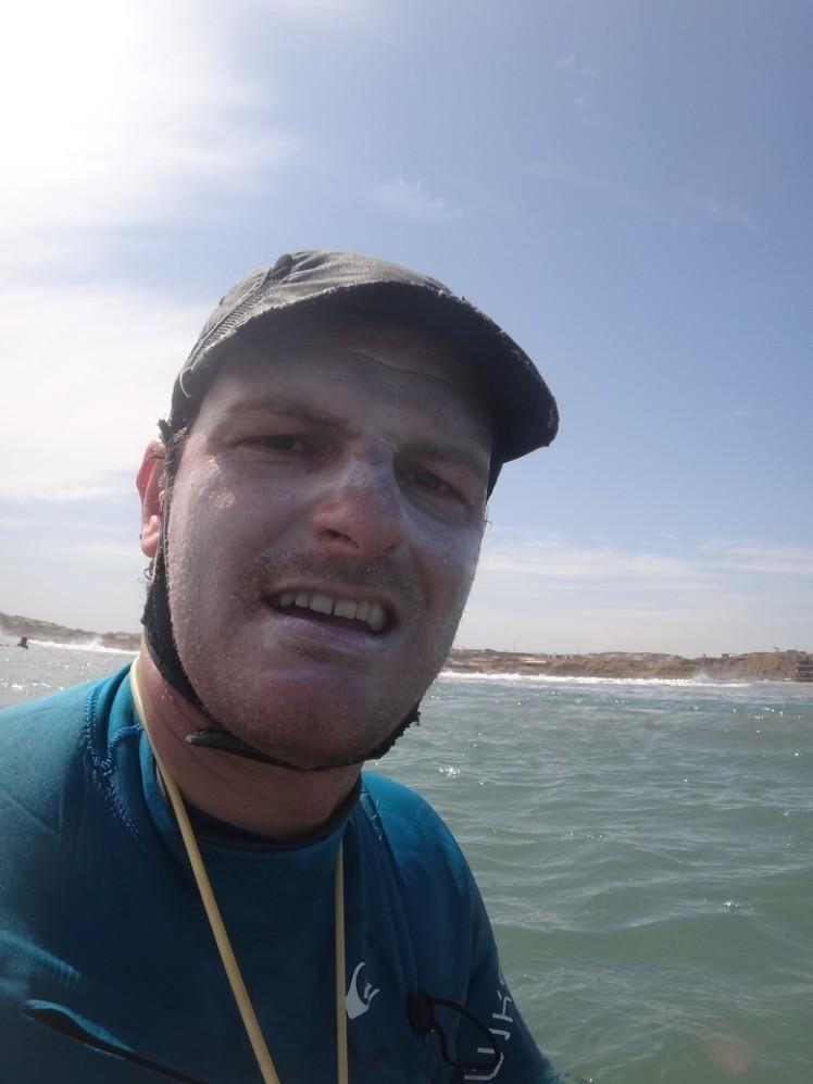 Tiburón Blanco ahora en Lobitos !