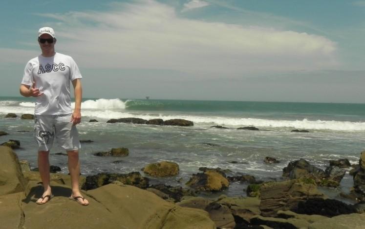 """ASCC - """"Associação dos Surfistas de Capão da Canoa"""" em Lobitos !"""
